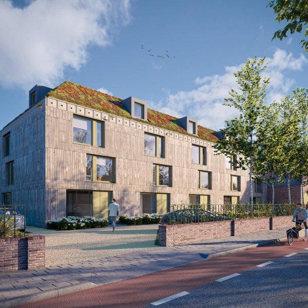 Nieuwbouwproject Hortus Ludi in Nijmegen