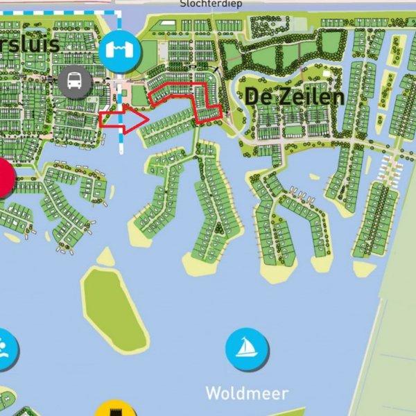 Nieuwbouwproject De Zeilen | Meerzicht in Meerstad