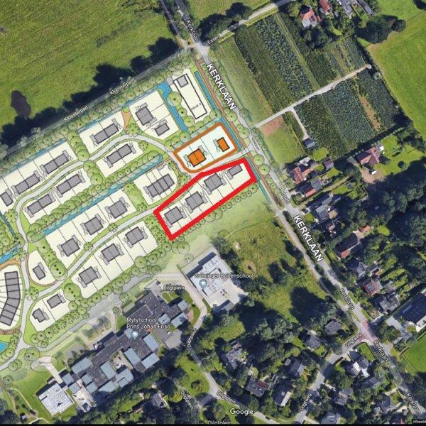 Nieuwbouwproject Kloostersingel | vrijstaand in Haren Gn