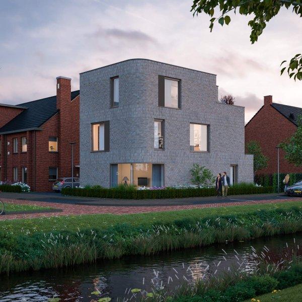 Nieuwbouwproject Rijnvliet West in Utrecht