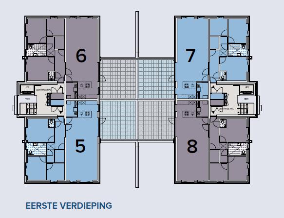 Nieuwbouwproject Oldekerkermeer - 12 appartementen in Oldekerk