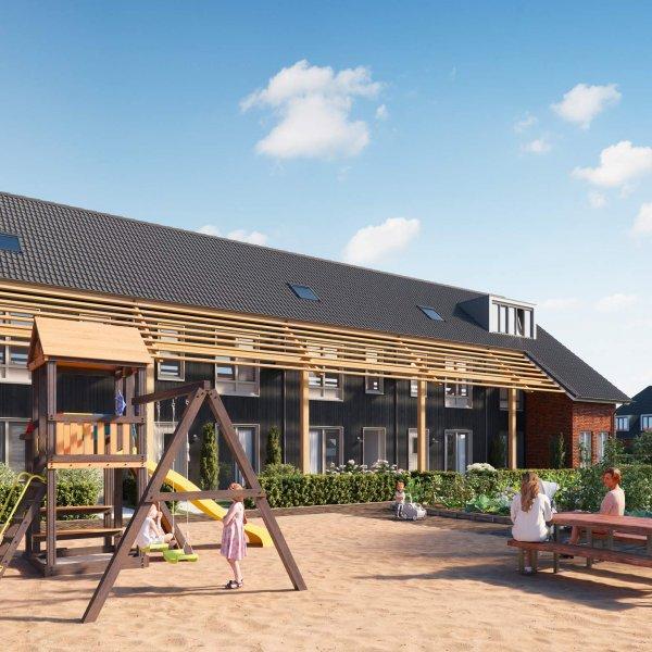 Nieuwbouwproject Hugo's tuin 1e Fase in Heerhugowaard