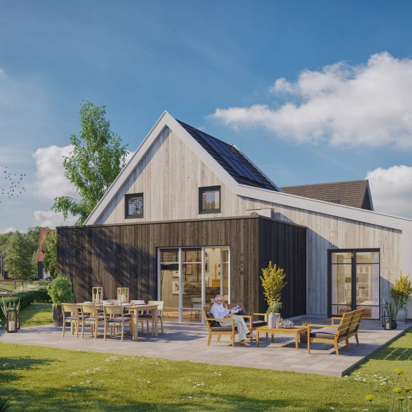 Nieuwbouwproject Claverveld II Kershage in Vlissingen