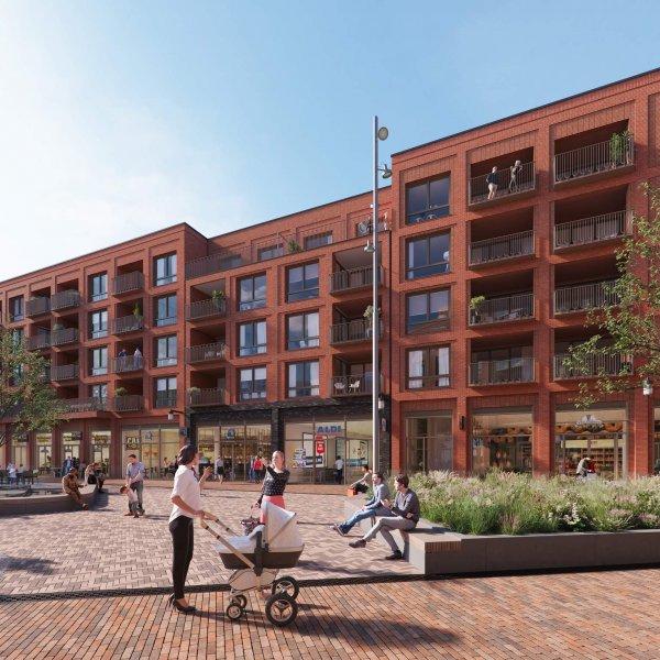 Nieuwbouwproject In Voorbereiding: Hart van de Waalsprong Donk en Elft in Nijmegen