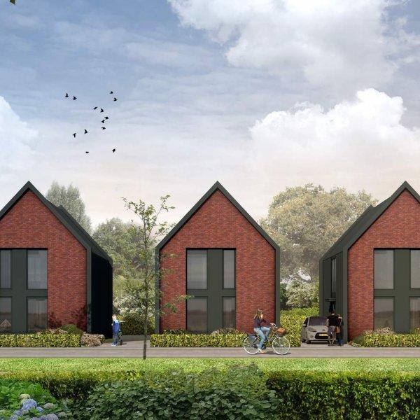Nieuwbouwproject Vrijburgh in Drachten