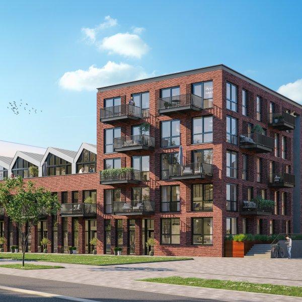Nieuwbouwproject B-Lofts in Vlissingen