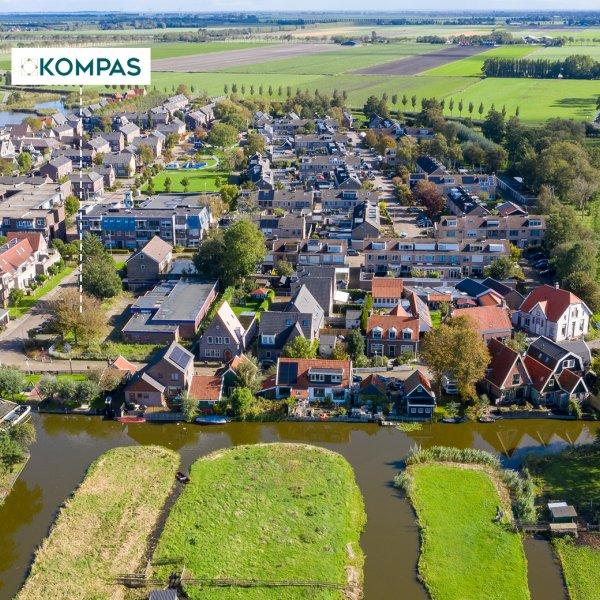 Nieuwbouwproject De Kompas in Schermerhorn