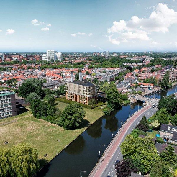Nieuwbouwproject Fonteinkerk in Voorburg