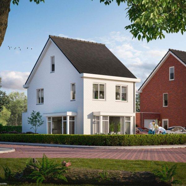 Nieuwbouwproject Moonenlaan in Hardenberg