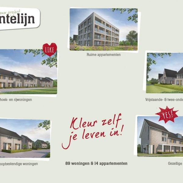 Nieuwbouwproject Lentelijn - Gemeente Nijmegen in Lent