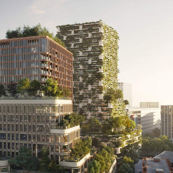 Nieuwbouwproject Wonderwoods in Utrecht