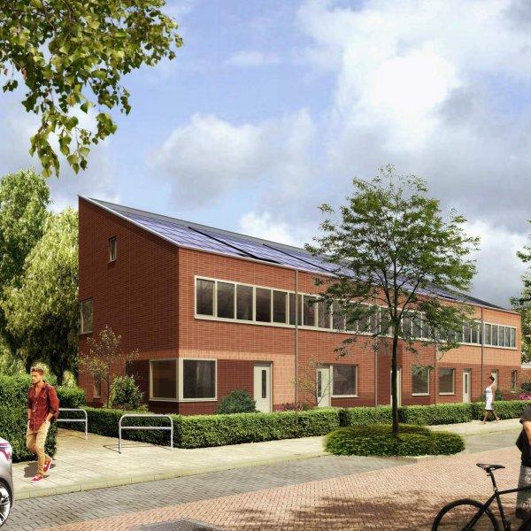 Nieuwbouwproject Heren Vijf in Utrecht