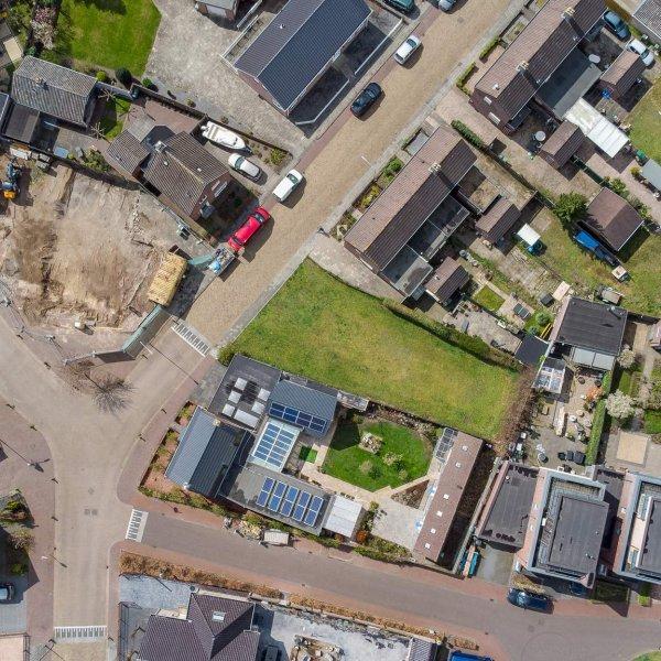 Nieuwbouwproject Bouwkavels Geraniumstraat/Antwerpsestraat Made in Made
