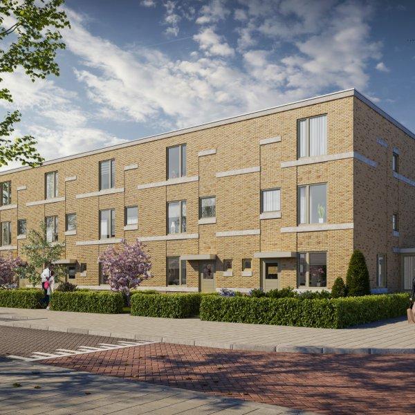 Nieuwbouwproject Het Pauwenhof in Zaandam
