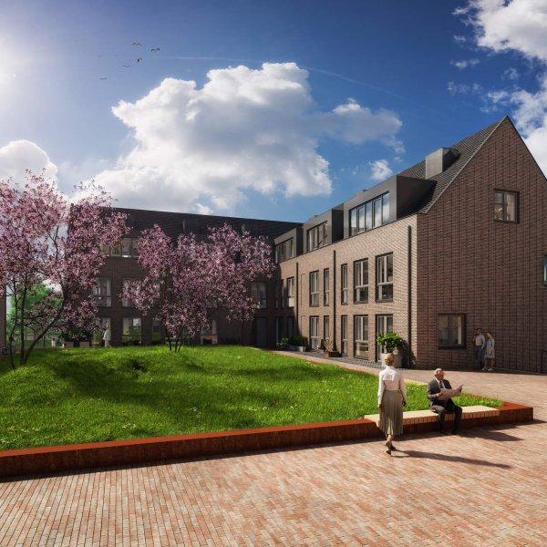 Nieuwbouwproject Sluiseiland Kop Noord in Vianen