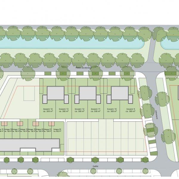 Nieuwbouwproject Wonen in Kloosterakker in Assen