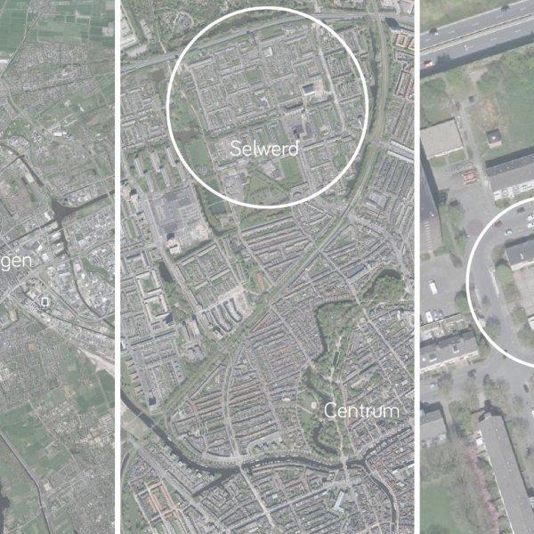 Nieuwbouwproject Esdoornlaan in Groningen