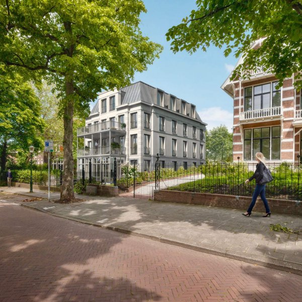 Nieuwbouwproject The Parc House in 's-Gravenhage