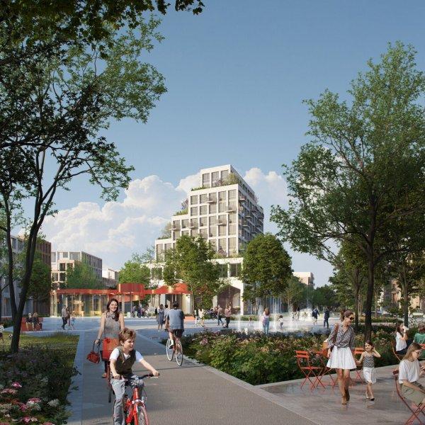 Nieuwbouwproject De Suikerzijde Groningen in Groningen