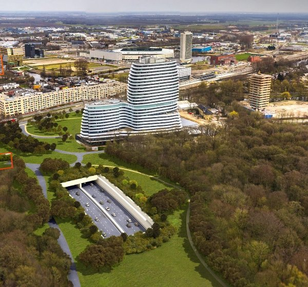 Nieuwbouwproject Engelse Park in Groningen