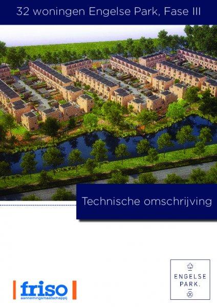 Technische Omschrijving Engelse Park fase 3