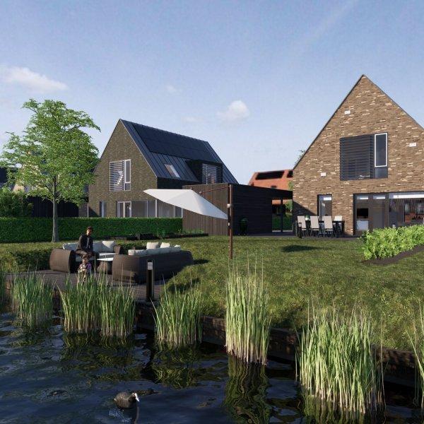 Nieuwbouwproject De Grandeur | Meeroeverslaan in Meerstad