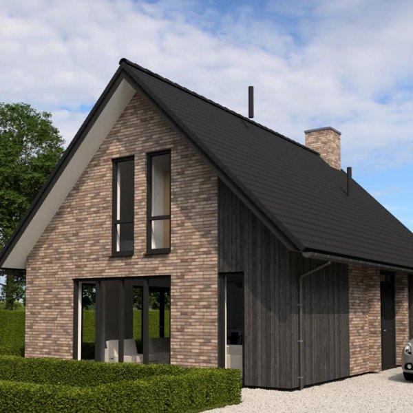 Nieuwbouwproject Oosterhuisen | vrijstaand wonen in Baflo