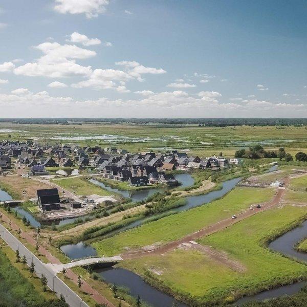 Nieuwbouwproject De Rietwijk - Noord in Eelderwolde