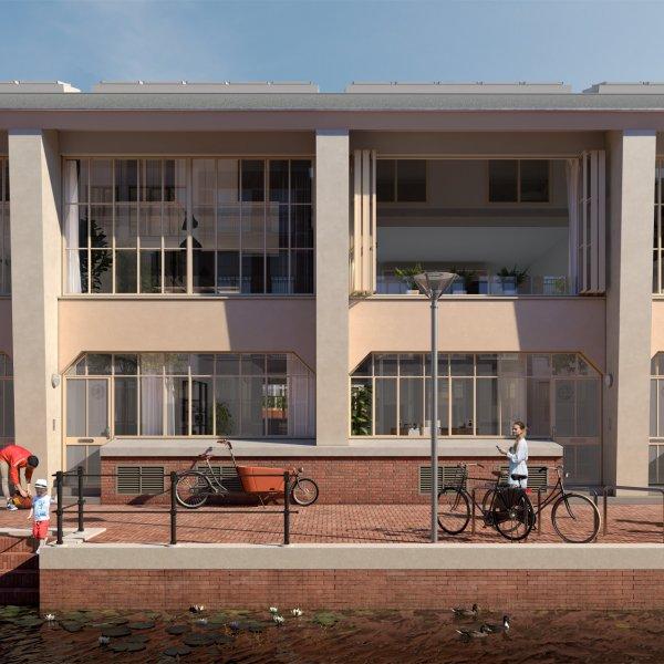 Nieuwbouwproject Slotgraven, fase VIER in Hardenberg
