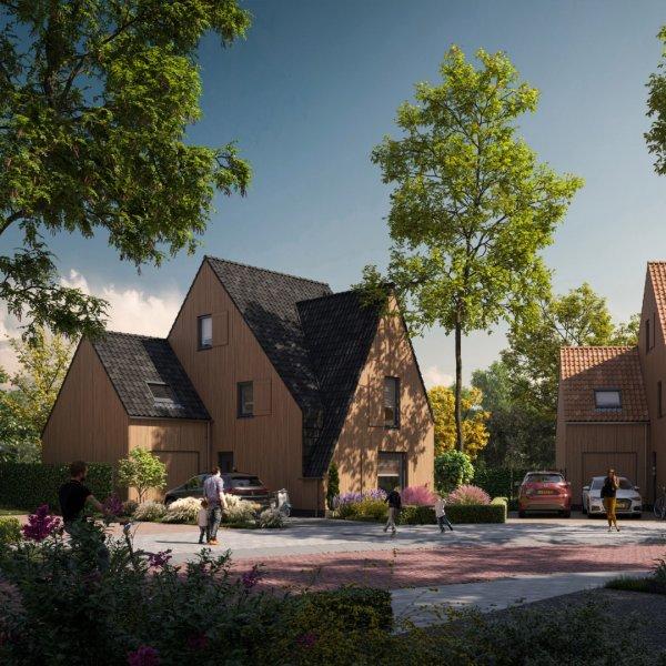 Nieuwbouwproject De Plukhoeve fase 2 in Heerhugowaard
