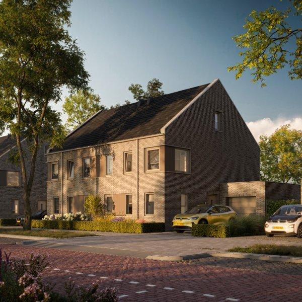 Nieuwbouwproject Libellehof in Heerhugowaard