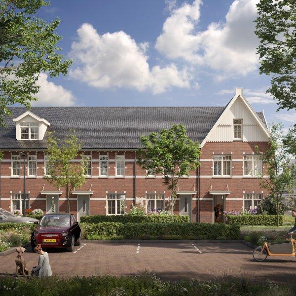 Nieuwbouwproject Het Fortuyn van Voorschoten - Fase I in Voorschoten