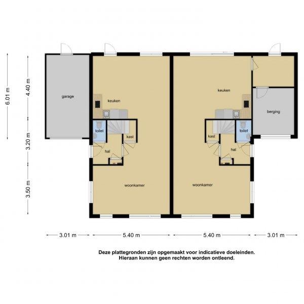 Nieuwbouwproject Wonen in de Cirkel in Hardenberg