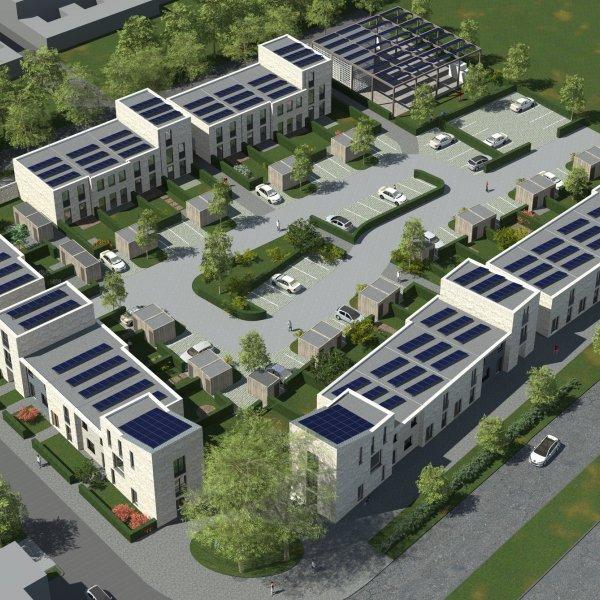 Nieuwbouwproject Heldenhof fase 2 in Emmen