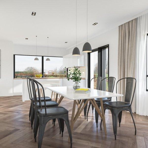 Nieuwbouwproject Langstraat Milsbeek in Milsbeek