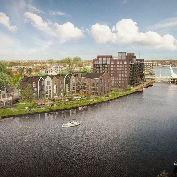 Nieuwbouwproject De Industrieel in Zaandam