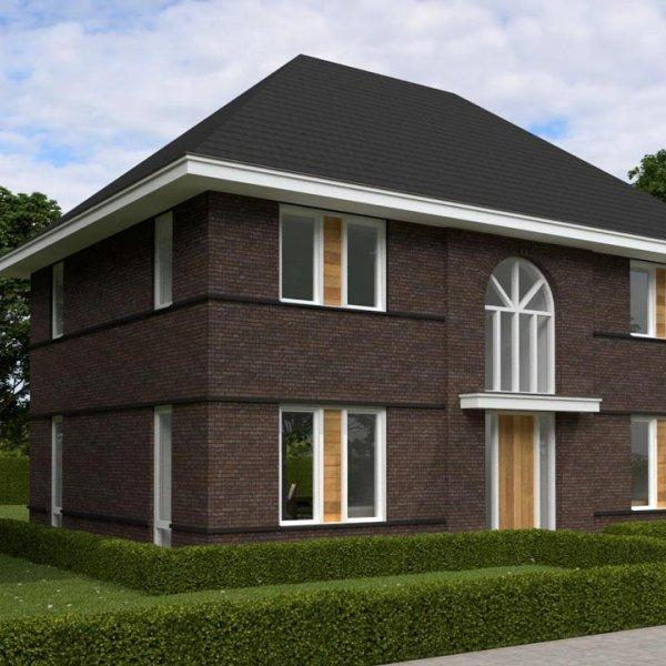 Nieuwbouwproject Oosterhuisen   vrijstaand wonen in Baflo