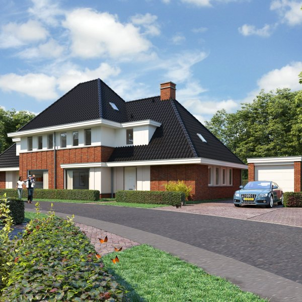 Nieuwbouwproject Esserdael  Harener Holt in Haren Gn