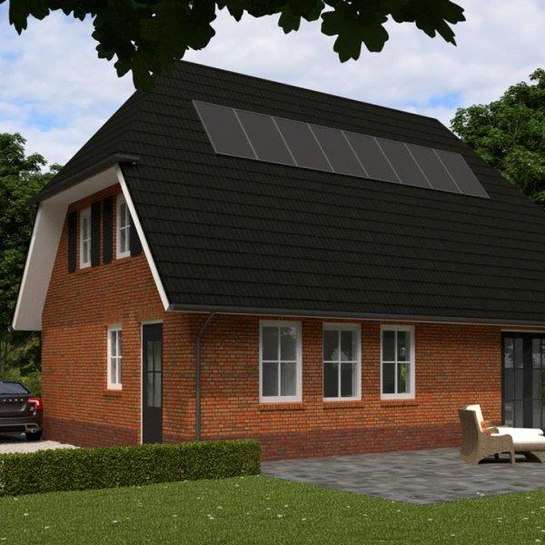 Nieuwbouwproject Roggeakker  in Schoonebeek
