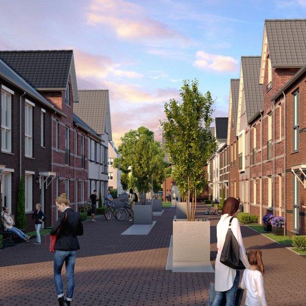 Nieuwbouwproject Asselyn in Assen