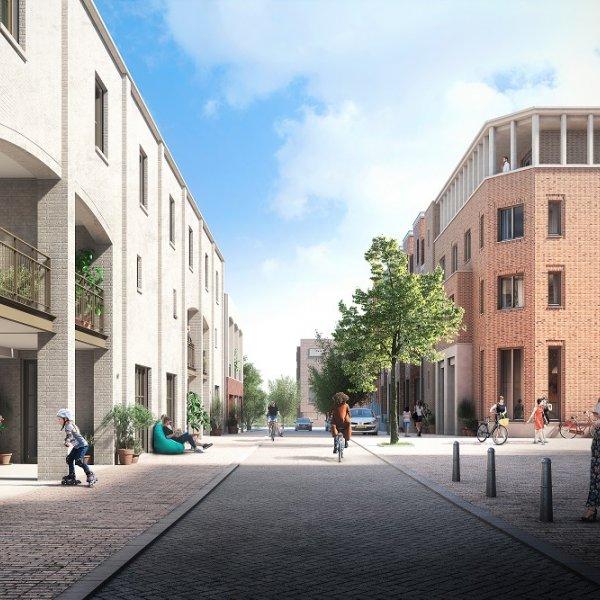Nieuwbouwproject Levels in Utrecht