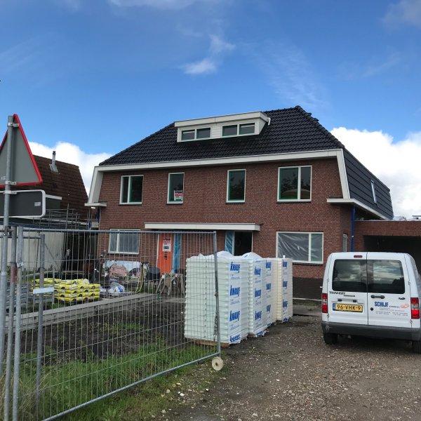 Nieuwbouwproject Dubbelop in Kudelstaart