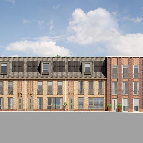 Nieuwbouwproject Vogelhof in Utrecht
