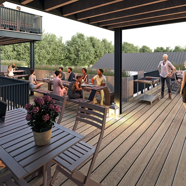 Nieuwbouwproject Stoer Krommenie in Krommenie