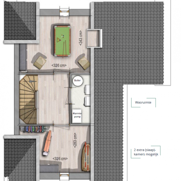 Nieuwbouwproject Hof van Leyland - Fase II in Woerden