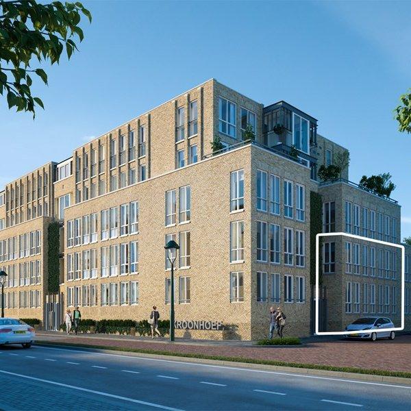 Nieuwbouwproject Eindhoven - Kroonhoef in Eindhoven