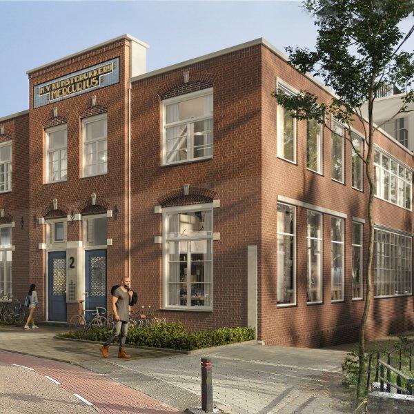 Nieuwbouwproject De Mercurius in Wormerveer