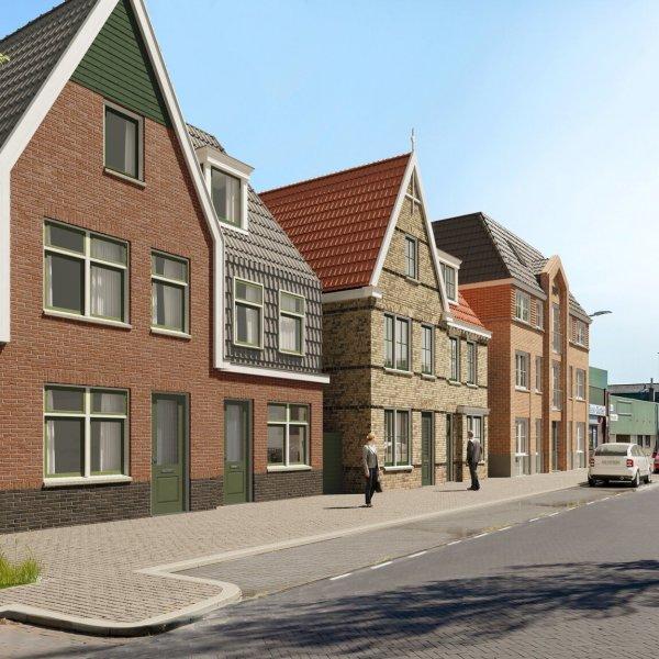 Nieuwbouwproject De Betawi in Zaandam