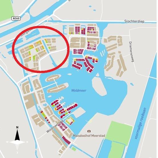 Nieuwbouwproject Groenewei | Parkzicht in Meerstad