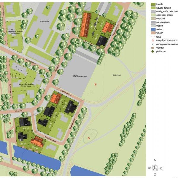 Nieuwbouwproject De Plukhoeve De Draai in Heerhugowaard